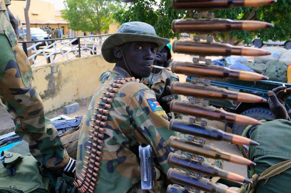 Fighting erupts in Juba - Kiir, Machar, Igga appeal for calm - Newsday