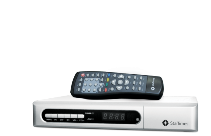 StarTimes Nyota package