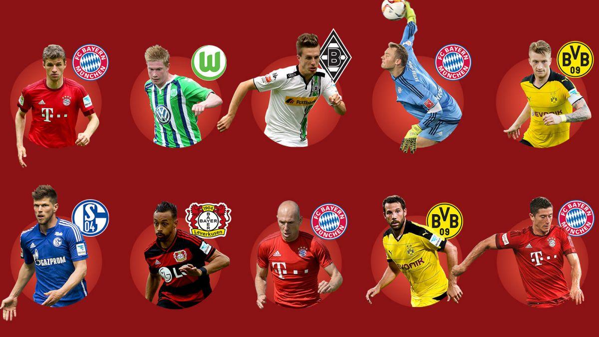 Bundesliga Today