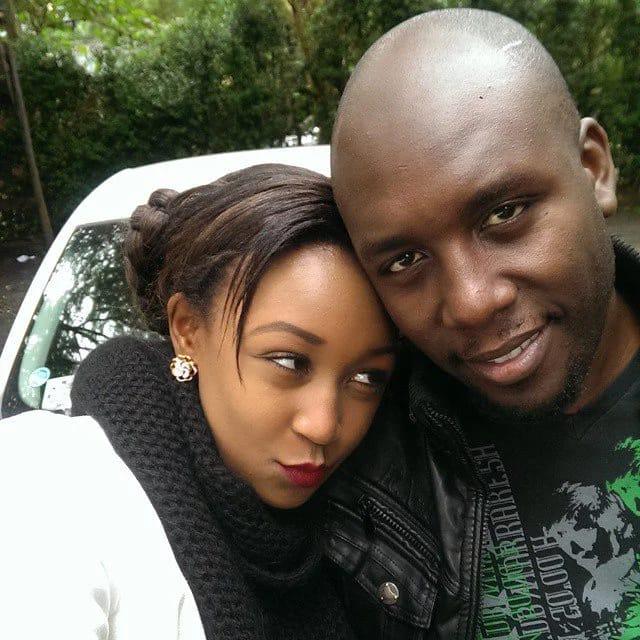 Dennis Okari Wedding