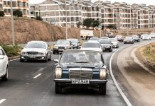 Merceds Benz Drive - Newsday Kenya