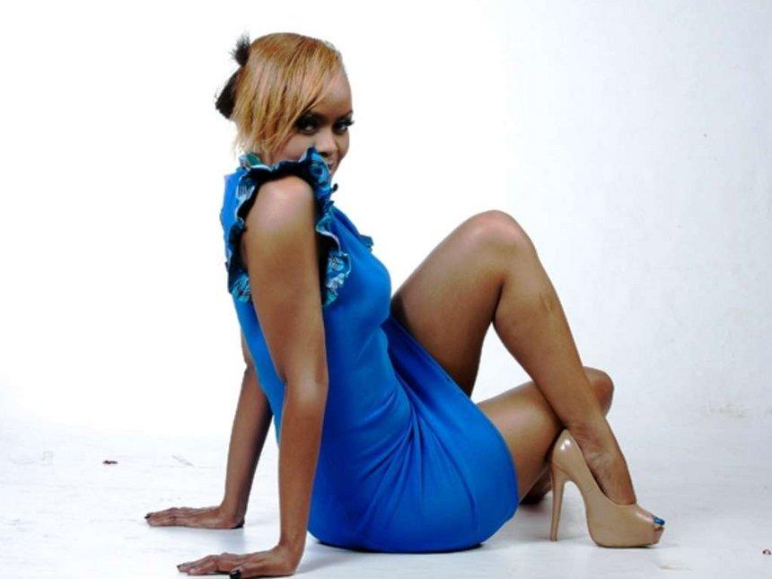 Kenya avril Sassy Singer