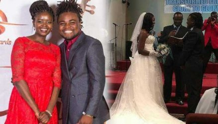Eunice Njeri Wedding