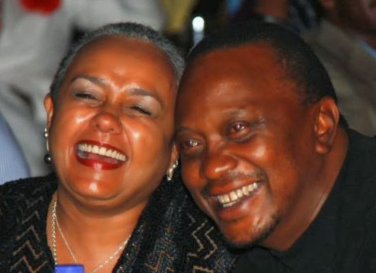 Uhuru and Margaret Relationship