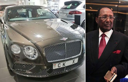 Image result for chris kirubi cars