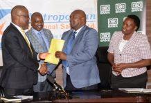 Co-op Bank Supports Metropolitan National SACCO