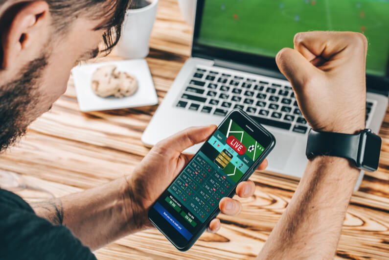 In Play Betting With Live Odds - Sincere Law