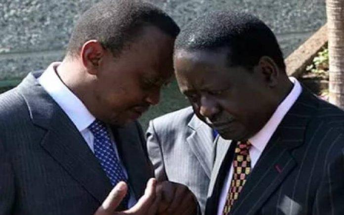 Uhuru Raila Alliance