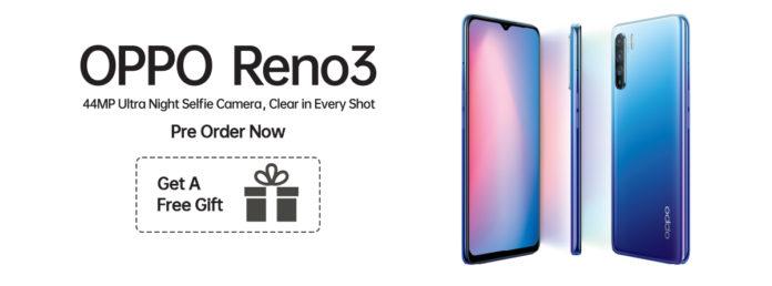 OPPO Reno3 - Newsday