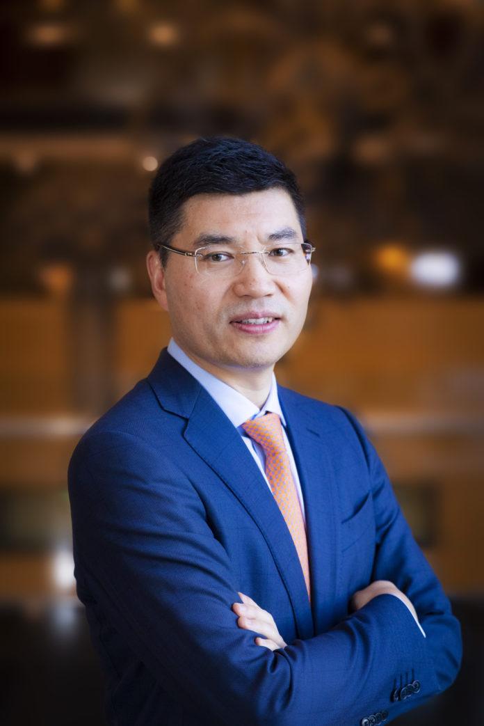 Huawei Technologies - Chen Lei President of Huawei Southern Africa Region - Bizna Kenya
