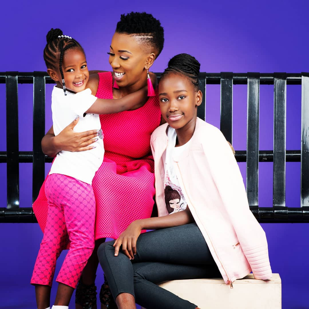My Two Adorable Daughters Are Enough, Wahu Says - NewsDay Kenya