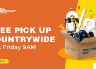 Jumia consumers enjoy FREE pickup during 9th Anniversary - Newsday Kenya
